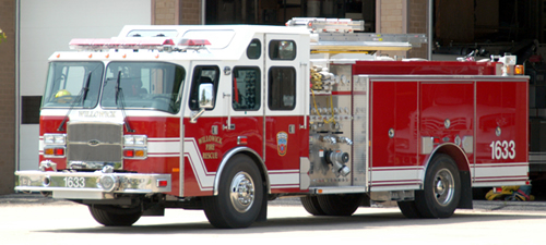 Willowick Fire Department